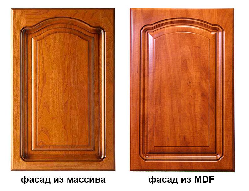 Фасады кухонные из мдф своими руками