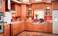 классические кухни пвх