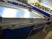 производство кухонных фасадов - вакуумный пресс
